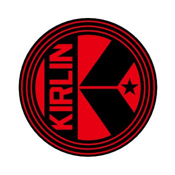 2612-X1P-BK-KIRLIN LOGO